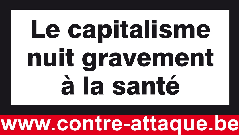 Logo - contre attaque.be grand